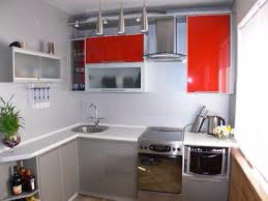Простые советы по дизайну маленькой кухни