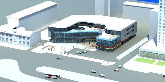 Проект торгового центра: строим продающие места!