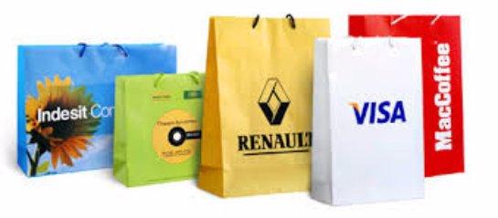 Офисная продукция и пакеты с логотипом