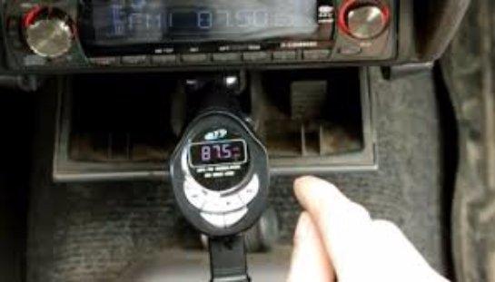 Выбор FM-модулятора для автомобиля