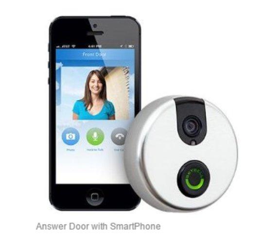 Создан «умный» дверной звонок SkyBell