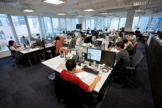 Ученые определили, где в офисе лучше всего работать