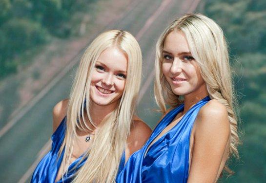 В мире всего 2% блондинок