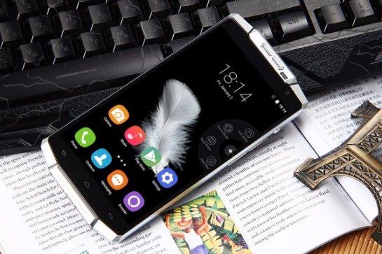 Смартфон Oukitel K10000 доступен для заказа