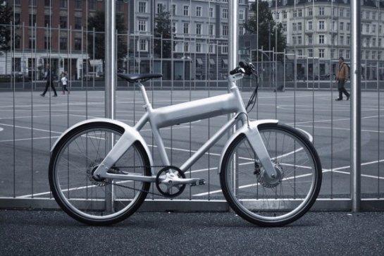 Biomega OKO — электрический велосипед от датской компании