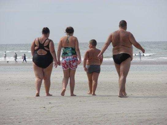 Ученые определили, что ожирение заразно