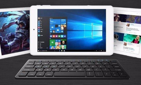 Новый бюджетный планшет Cube iwork8 Ultimate доступен для предзаказа