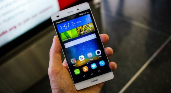 Huawei P9 выйдет в марте 2016