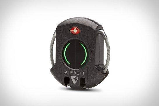 Невероятные возможности «умного» замка AirBolt