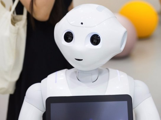 На вокзалах Франции будут работать роботы
