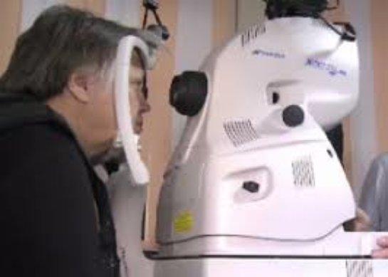 Офтальмологическое оборудование для клиник