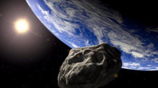 К Земле летит гигантский астероид странной формы