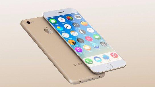 iPhone 7 появится в первой половине 2016 года