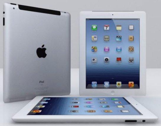 iPad 3 краткий обзор