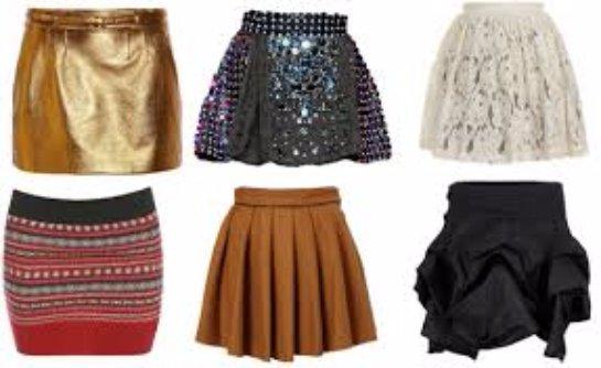 Модные юбки оптом для стильных москвичек