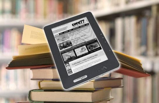 Электронные книги: функции, тренды, производители