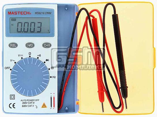 Измеряйте показатели электросети нашими приборами