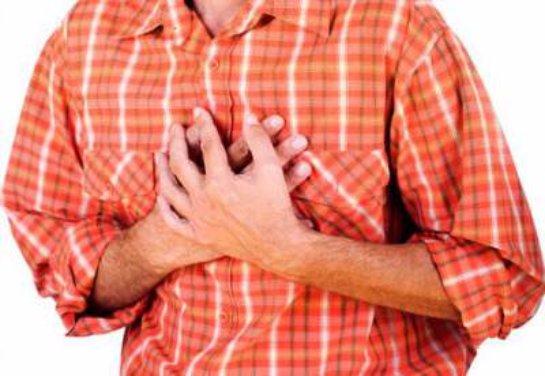 Как снять боль в сердце, если рядом нет лекарств