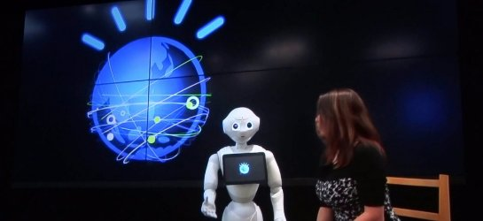 Лучшие роботы на CES 2016