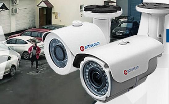 Современные видеокамеры и системы наблюдения