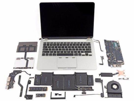 Ремонт MacBook в Киеве, качественно и быстро