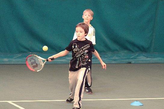 Детский большой теннис – залог здоровья и физического развития ребенка
