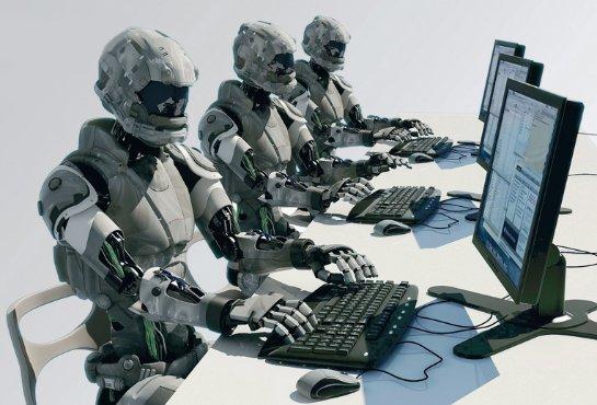 Несколько фактов о росте рынка роботов