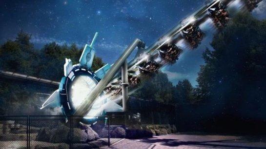 Британский парк развлечений отправит своих посетителей в космос