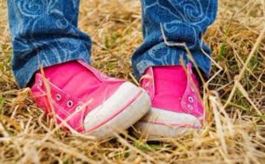 Спортивная обувь для детей: защита от травм и скольжения