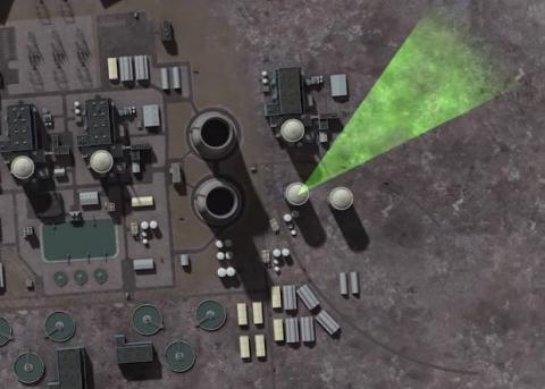 Итальянцы создали противодронный комплекс обороны (ВИДЕО)