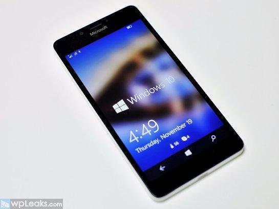 Ожидается выход Windows 10 Mobile