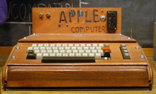 Прошло 39 лет со дня выхода первого компьютера Apple