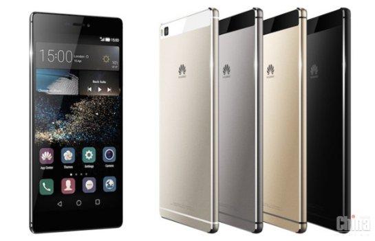 Huawei Р9 выйдет в четырех модификациях