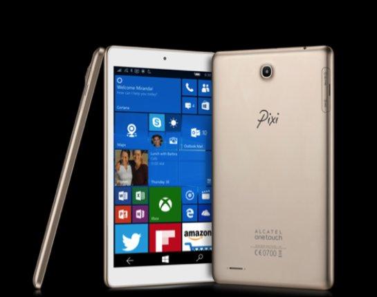 Представлен планшет Alcatel OneTouch Pixi 3
