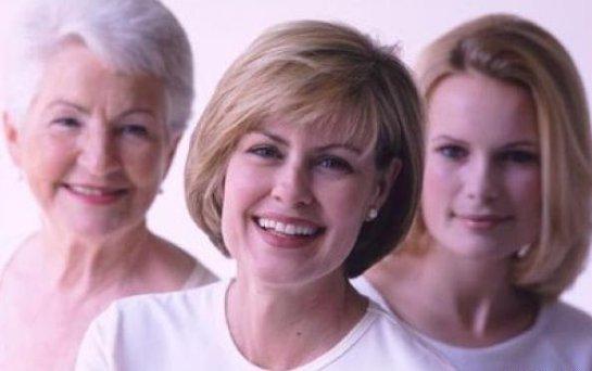 Ученые выяснили, какие женщины стареют медленнее