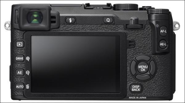 Fujifilm представила новейшую беззеркальную камеру (ФОТО)