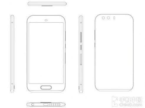 В сеть просочились чертежи Huawei P9