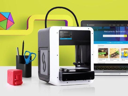Skriware: 3D-принтер в каждый дом