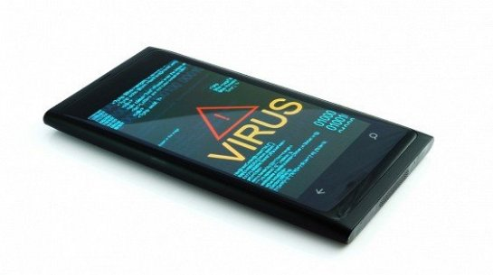 Обнаружен самый хитроумный вирус для Android