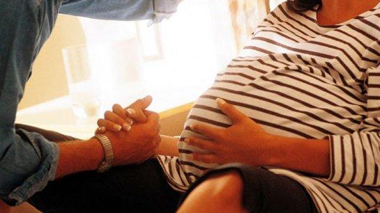 Женщина узнала о беременности за час до родов