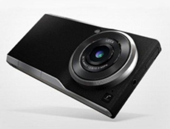 Panasonic выпустил камеру-смартфон Lumix DMC-CM10