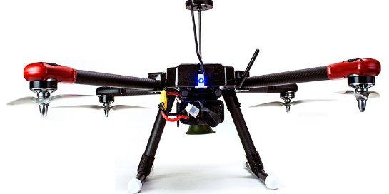 Разработчики представили дрона-пугало