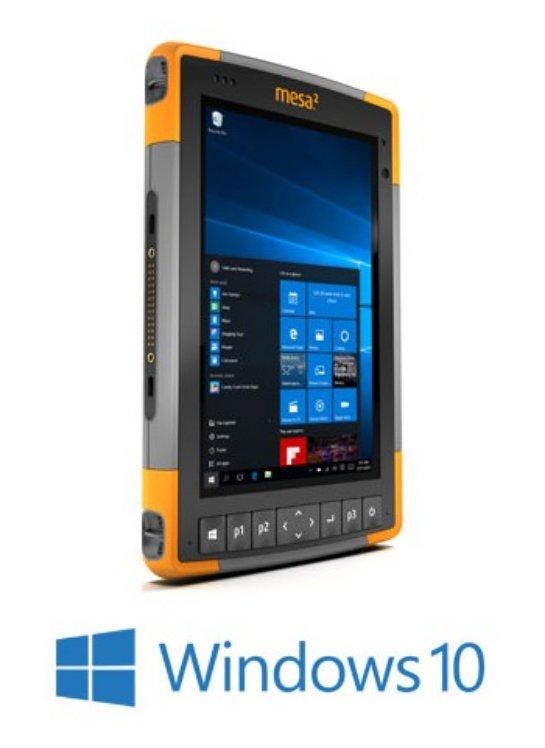 MESA 2 – уникальный планшет с Windows 10
