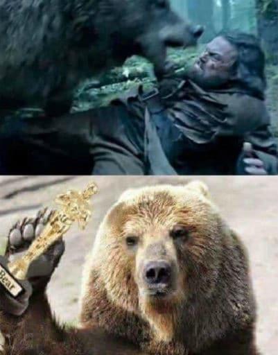Попытка №6: интернет наводнили мемы про Леонардо ДиКаприо и «Оскар»