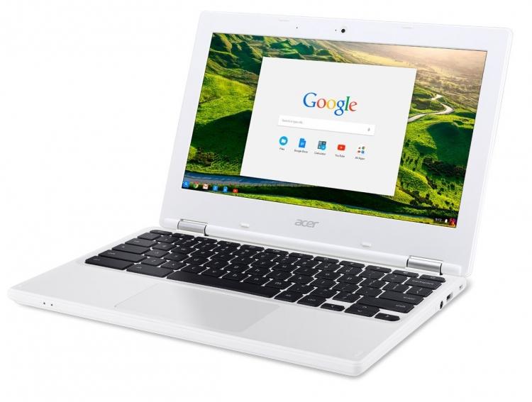 Новый Acer Chromebook 11 получил IPS-дисплей и укреплённый корпус