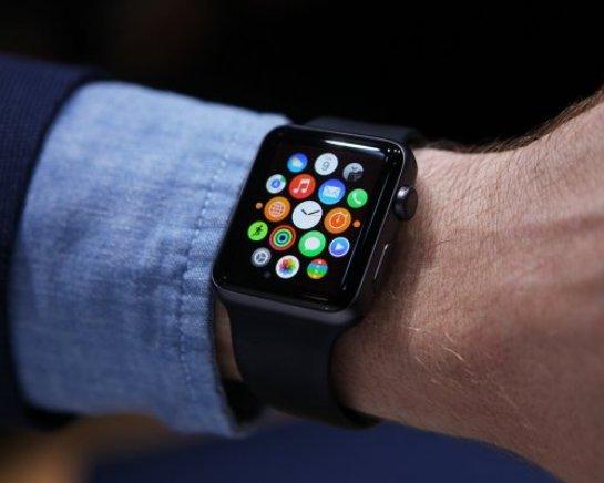 Apple получил патент на производство специальных ремешков для Apple Watch