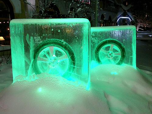 Как это работает: тестирование зимних шин за полярным кругом