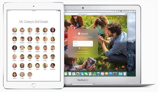 Apple изменит подход школ к обучению