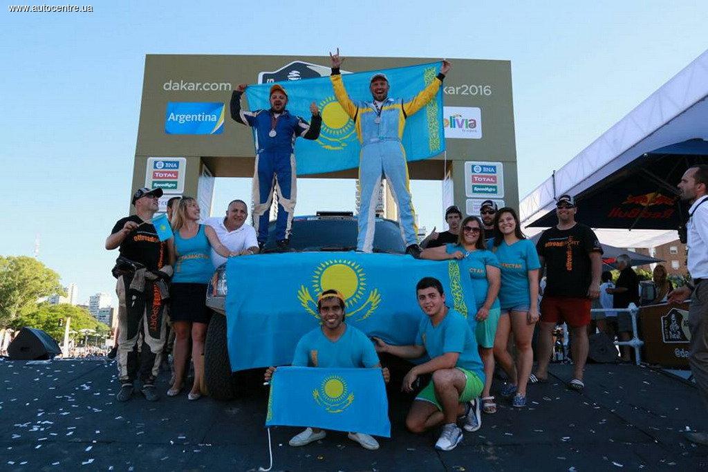 «Дакар 2016»: украинец на финише!