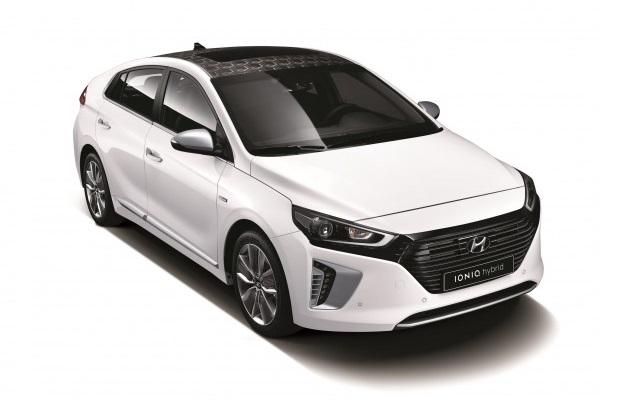 «Зеленый» Hyundai Ioniq дебютирует через месяц